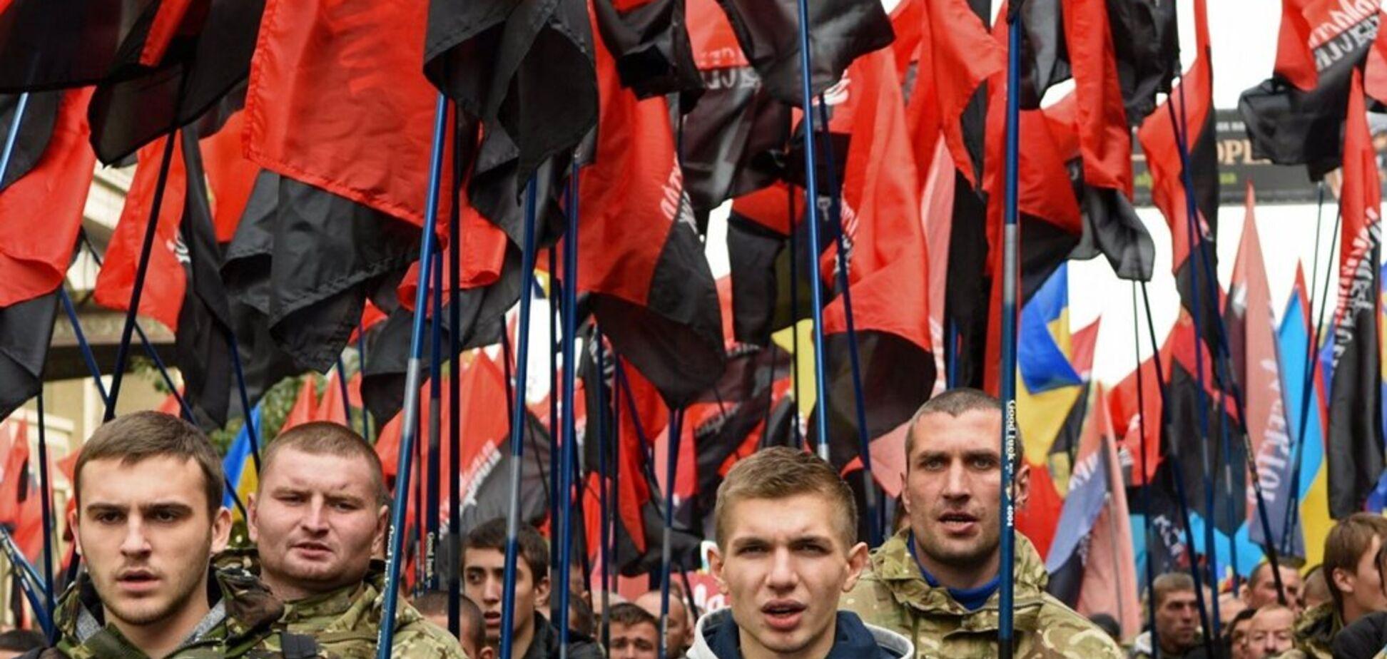 Марш УПА в Киеве: в 'Правом секторе' предупредили о провокациях