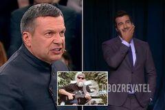 Нова пісня Гребенщикова посварила Соловйова та Урганта: реакція зірок