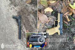 Ликвидация нападающего на полицейскихна Киевщинеспровоцировала скандал