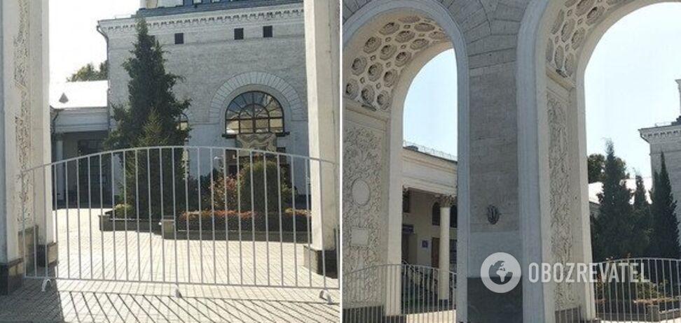 '<strong>Країна ГУЛАГія</strong>': кримчани висміяли 'антитерористичний' вокзал Сімферополя