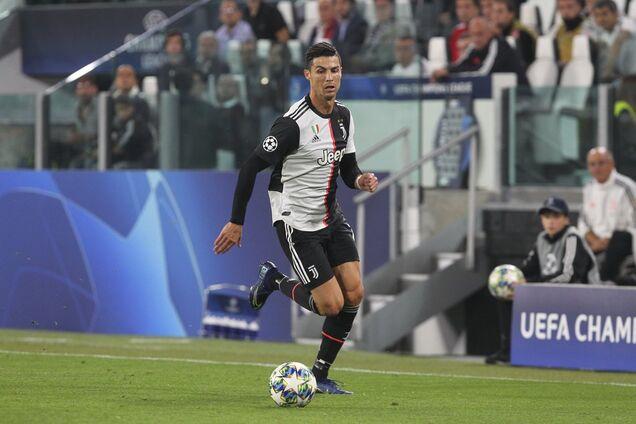 Роналду установил супердостижение в Лиге чемпионов