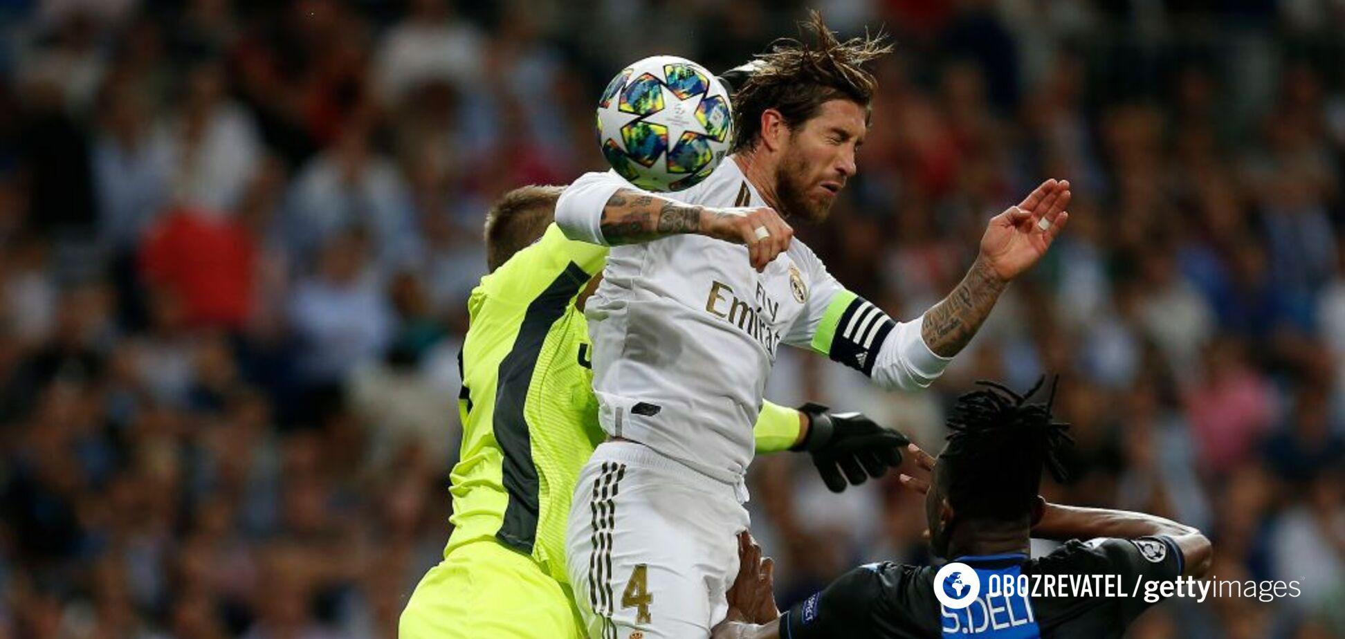 Український слід: 'Реал' встановив ганебний антирекорд у Лізі чемпіонів