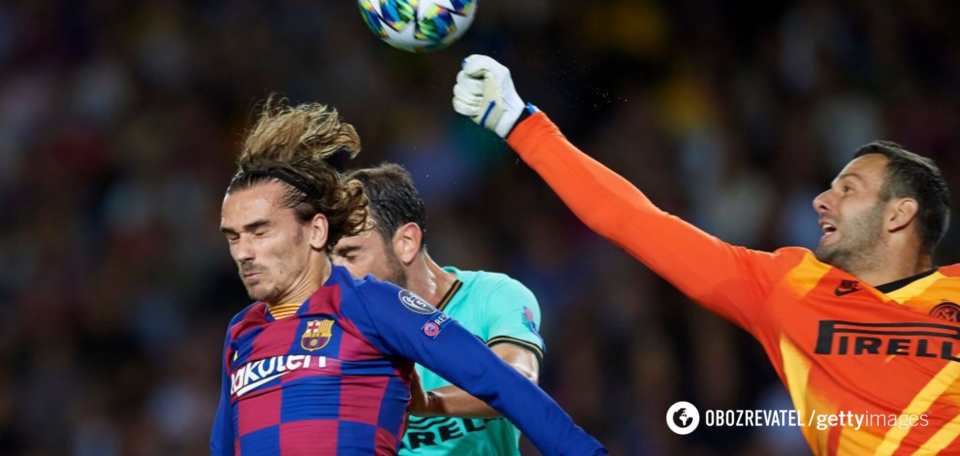 Фантастика от 'Барселоны': результаты Лиги чемпионов 2 октября