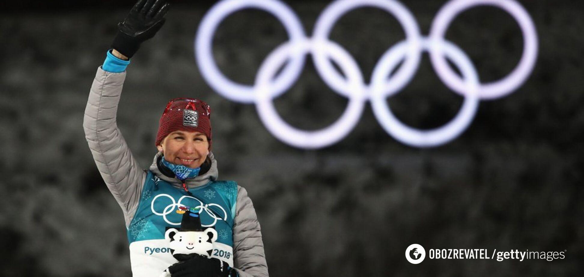 Трехкратная олимпийская чемпионка по биатлону неожиданно завершила карьеру