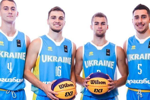 Сборная Украины 3х3
