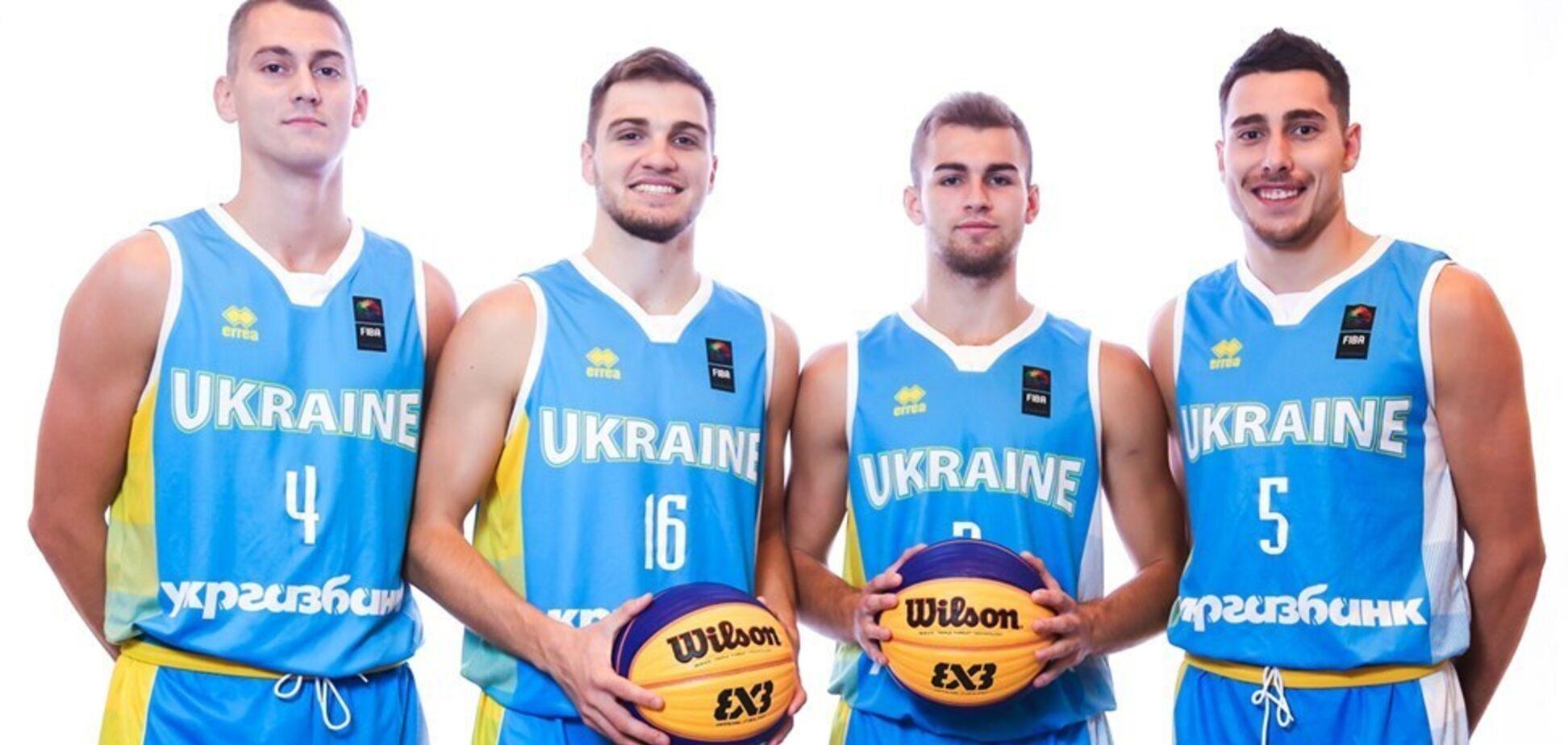 Украинцы с двух побед стартовали на ЧМ U-23 по баскетболу 3х3