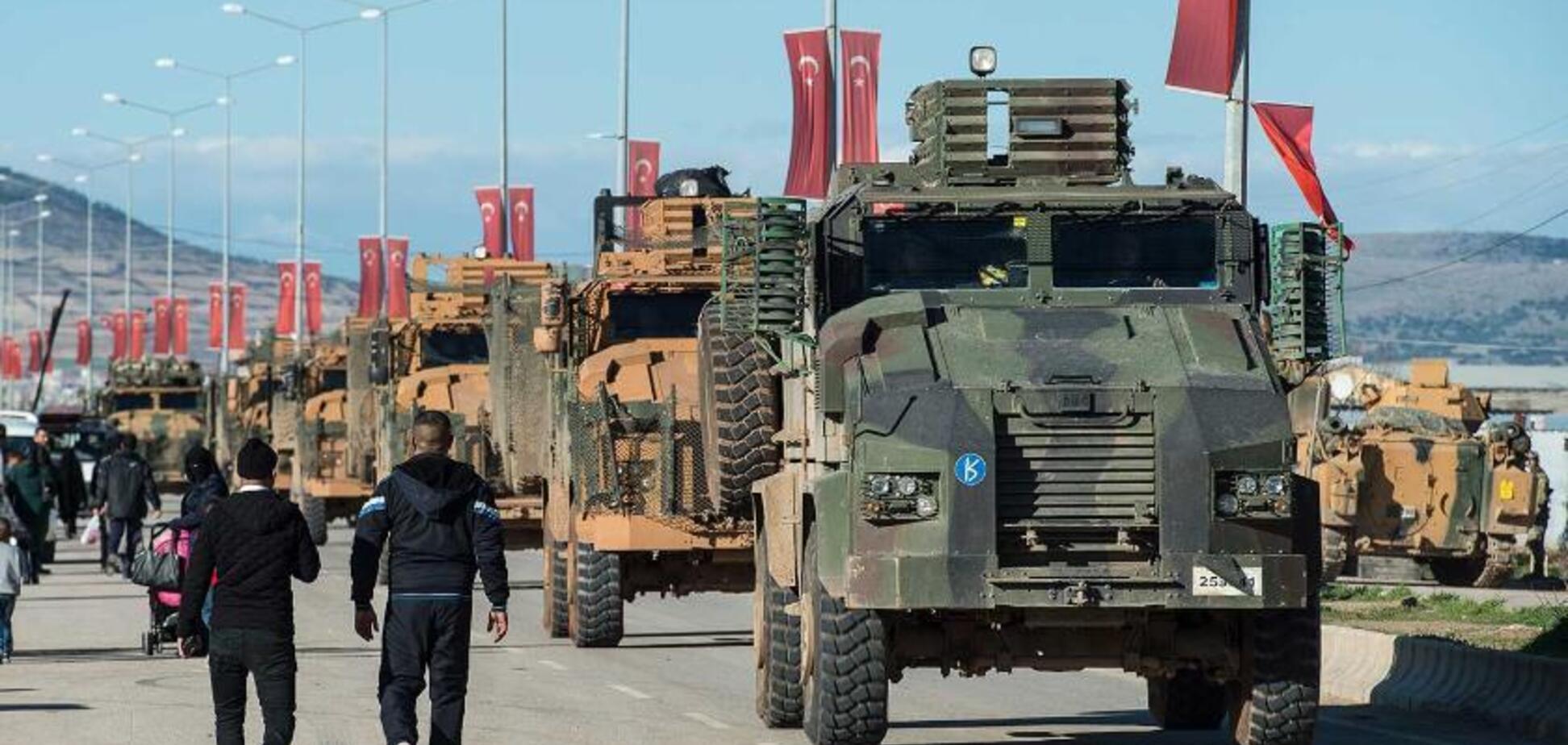 'Будемо зносити голови!' Туреччина вибухнула новими погрозами курдам у Сирії