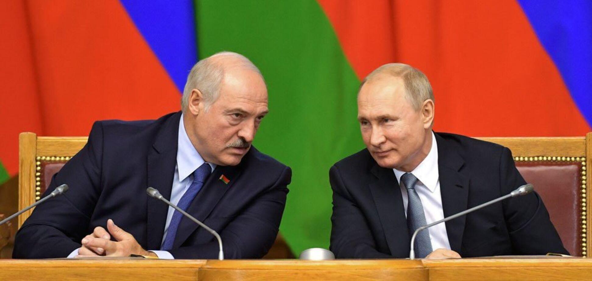 Росія почала шантажувати Білорусь: що сталося