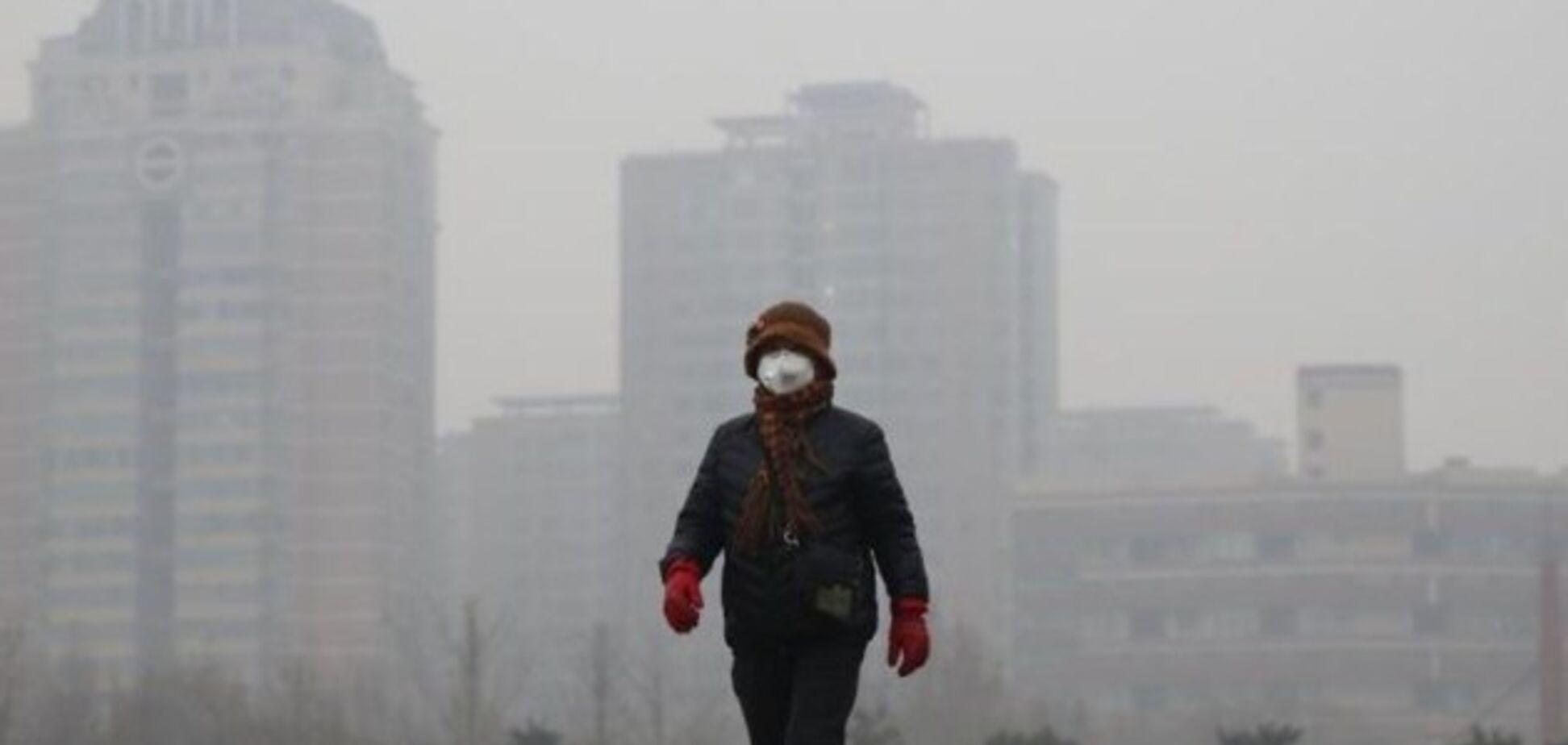 Украину накрыла паника из-за дыма и грязного воздуха: синоптик все объяснила