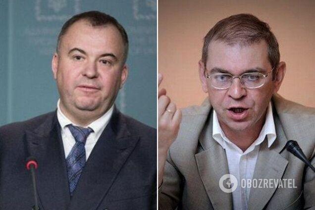 Олег Гладковский и Сергей Пашинский