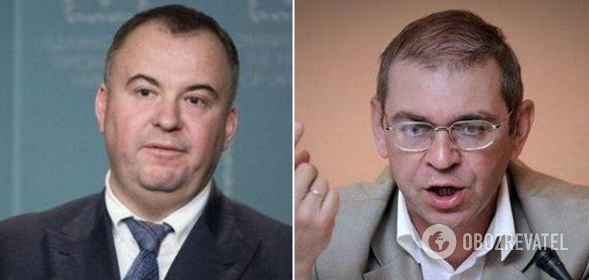 Олег Гладковський і Сергій Пашинський