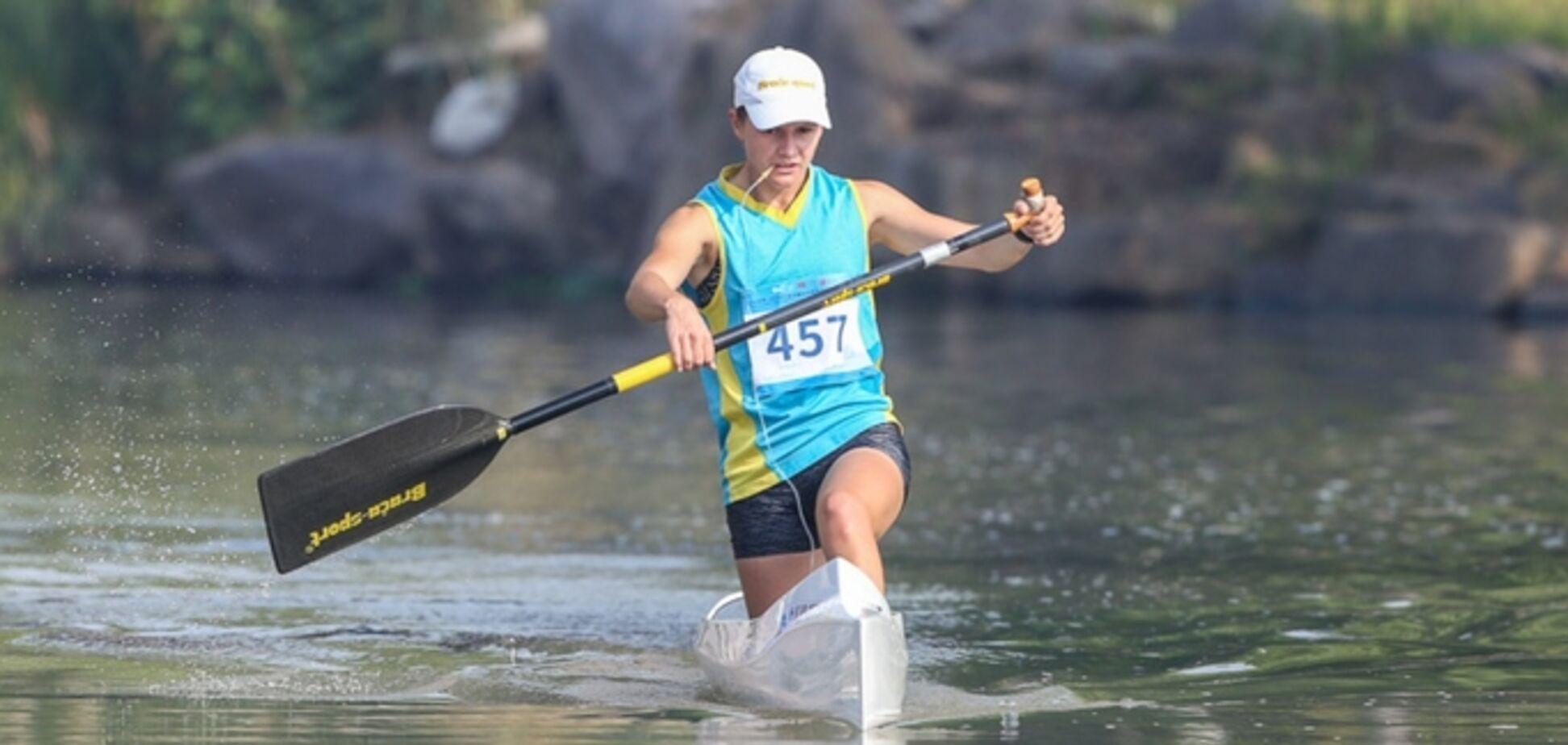 Українка виграла чемпіонат світу з веслування