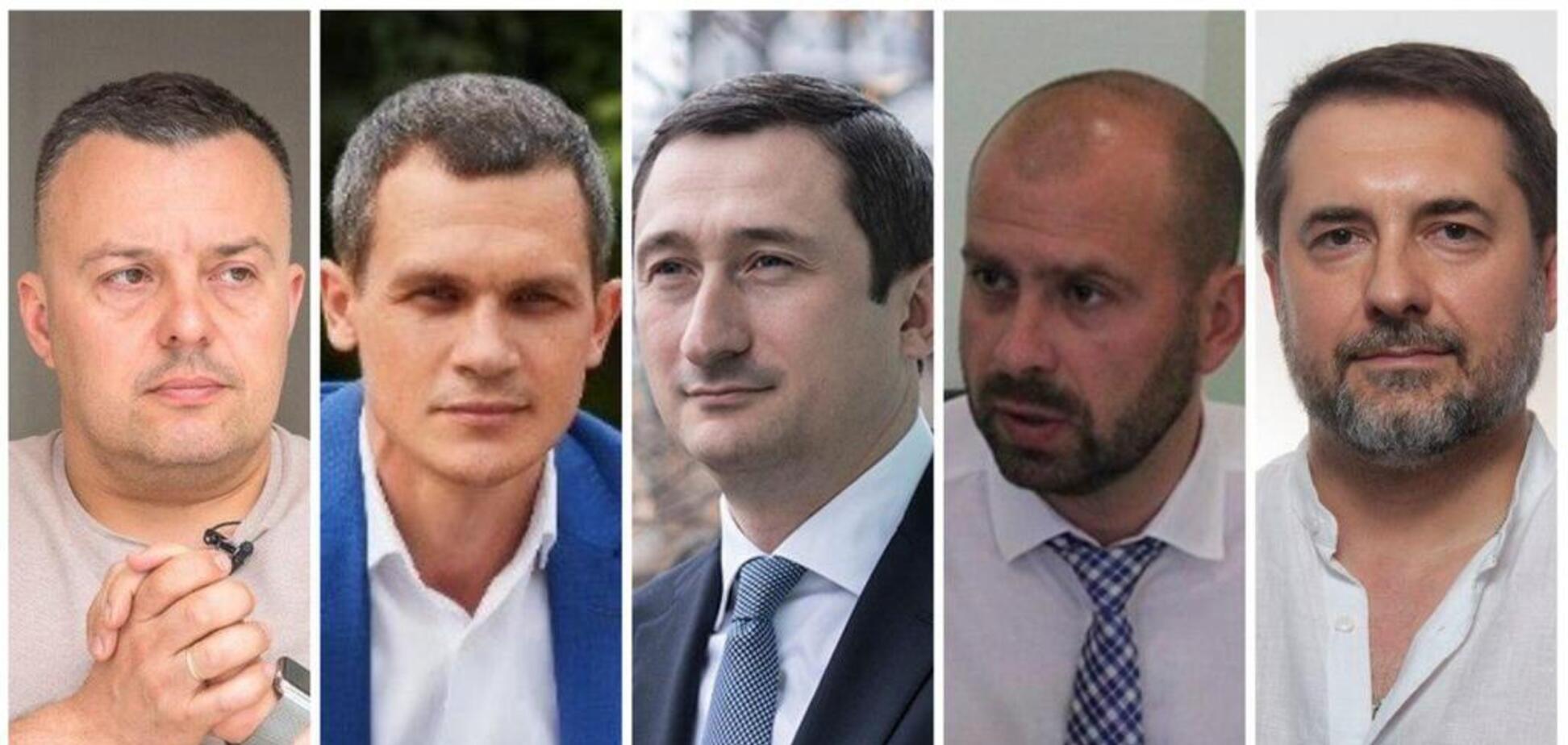 Кабмин выбрал 5 глав ОГА: кто эти люди. Биография и фото