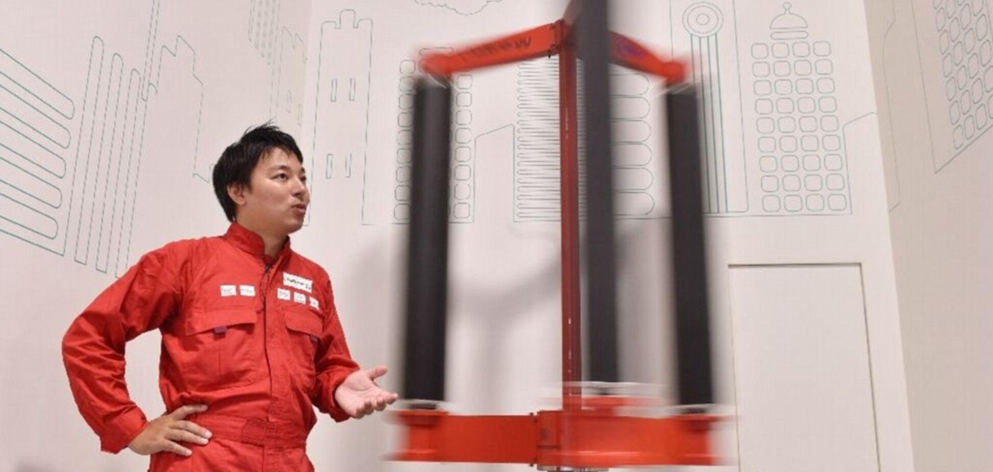 В Японии начнут зарабатывать на энергии стихийных бедствий: видео