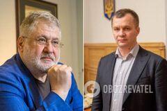 'Министр экономики – дебил': Коломойский разгромил Милованова из-за Гонтаревой
