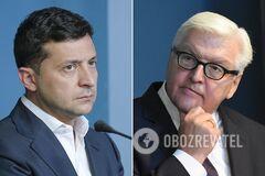 Зеленский встретится со Штайнмайером – автором скандальной формулы по Донбассу