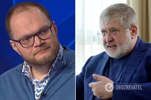 Бородянский и Коломойский