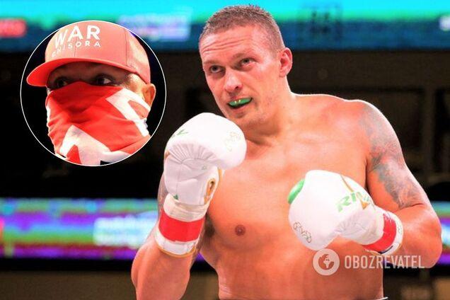 """""""Це не цирк"""": британський боксер кинув зухвалий виклик Усику"""
