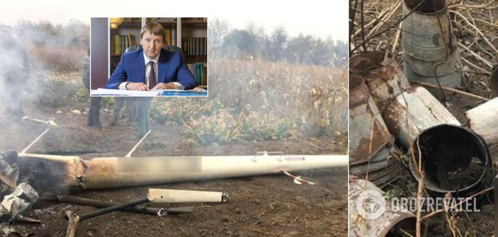 Під Полтавою розбився вертоліт з ексміністром: все про трагедію