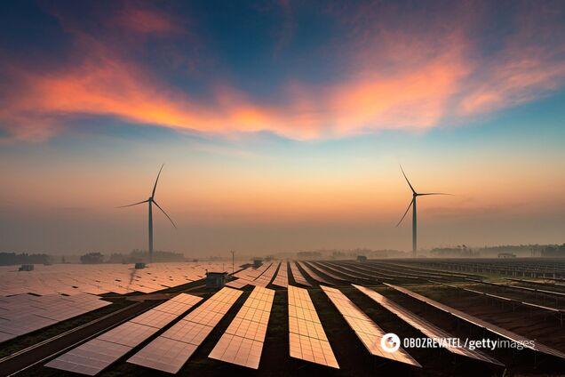 """""""Зеленій енергетиці"""" пообіцяли складне майбутнє"""
