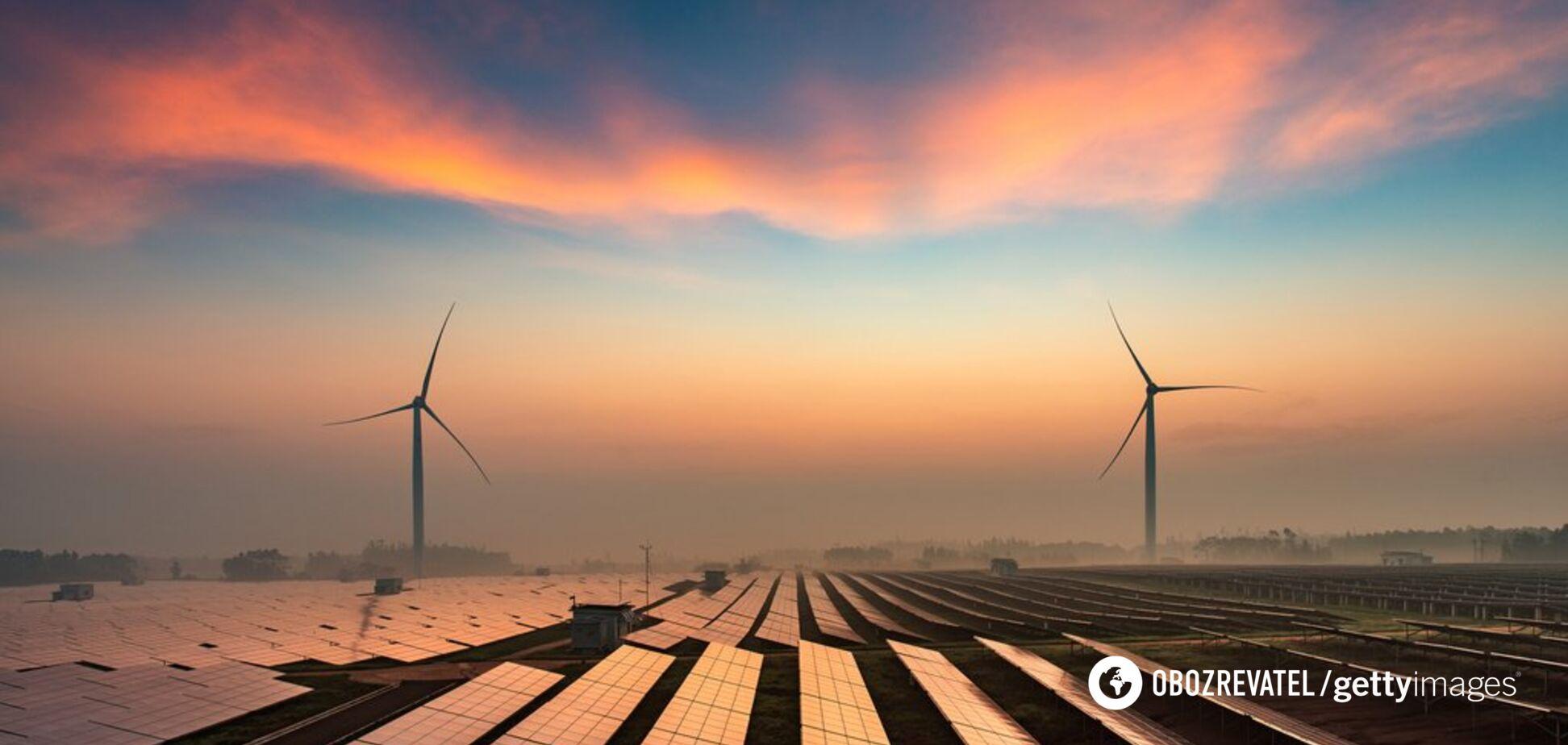 Некерований ріст: 'зеленій енергетиці' пообіцяли складне майбутнє