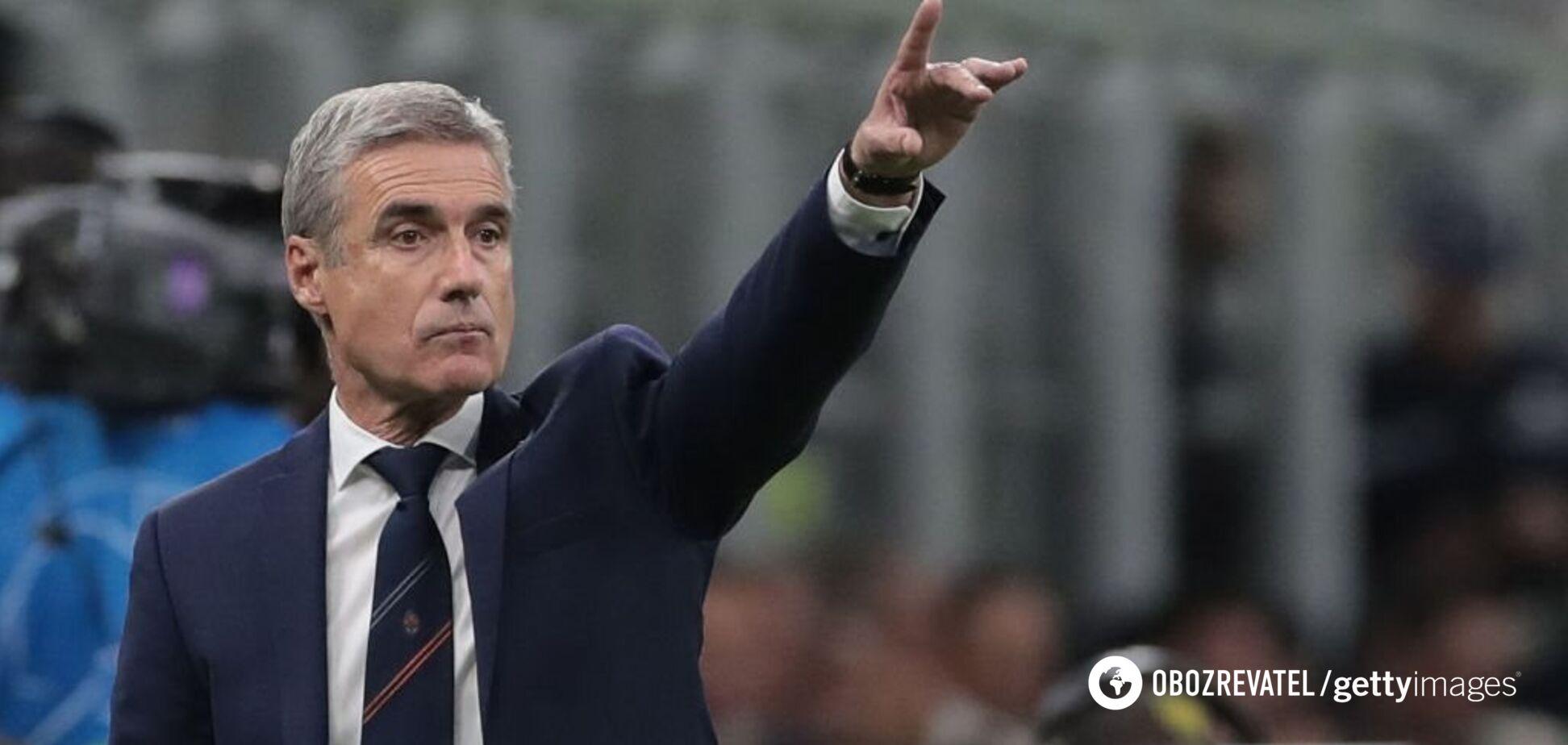 'Все сложнее': тренер 'Шахтера' сделал признание перед матчем Лиги чемпионов