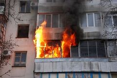 В 'ДНР' заживо згоріли маленькі діти: деталі трагедії