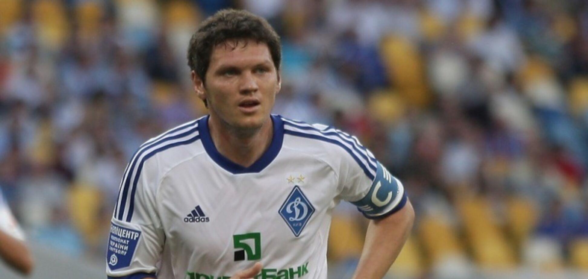 Экс-футболист сборной Украины объявил о завершении карьеры