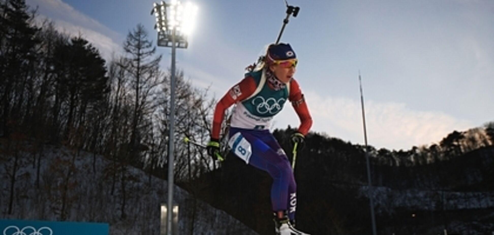 Російська чемпіонка світу з біатлону втекла з РФ