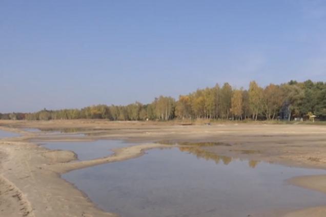 В Украине катастрофа с озером Свитязь