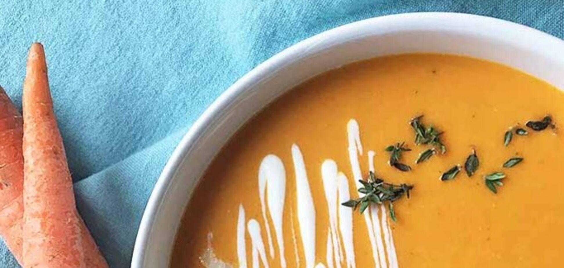 Рецепт дуже смачного морквяного пюре