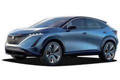 Електромобіль Nissan Ariya 2020