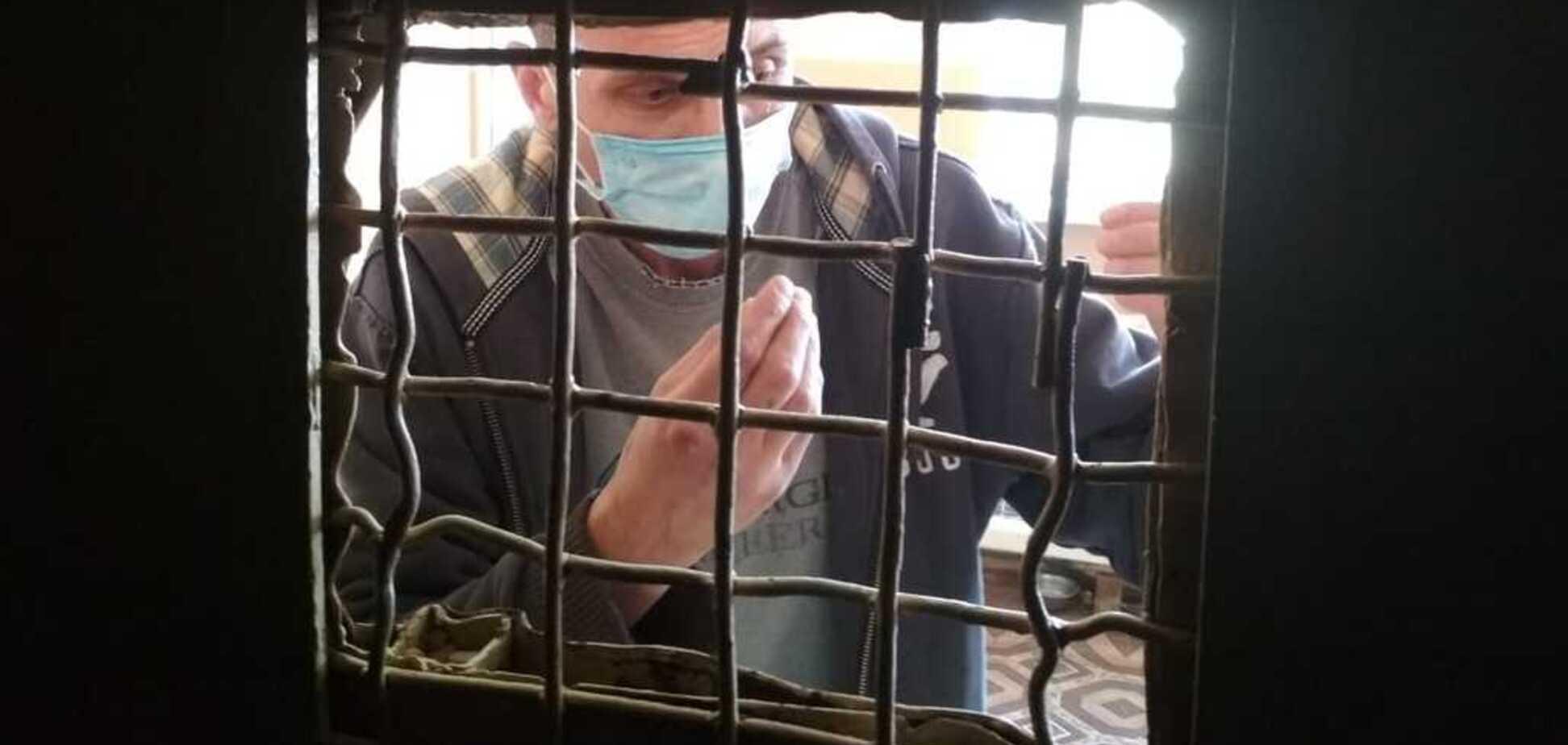 На Дніпропетровщині засуджені гниють заживо: опубліковані шокові фото