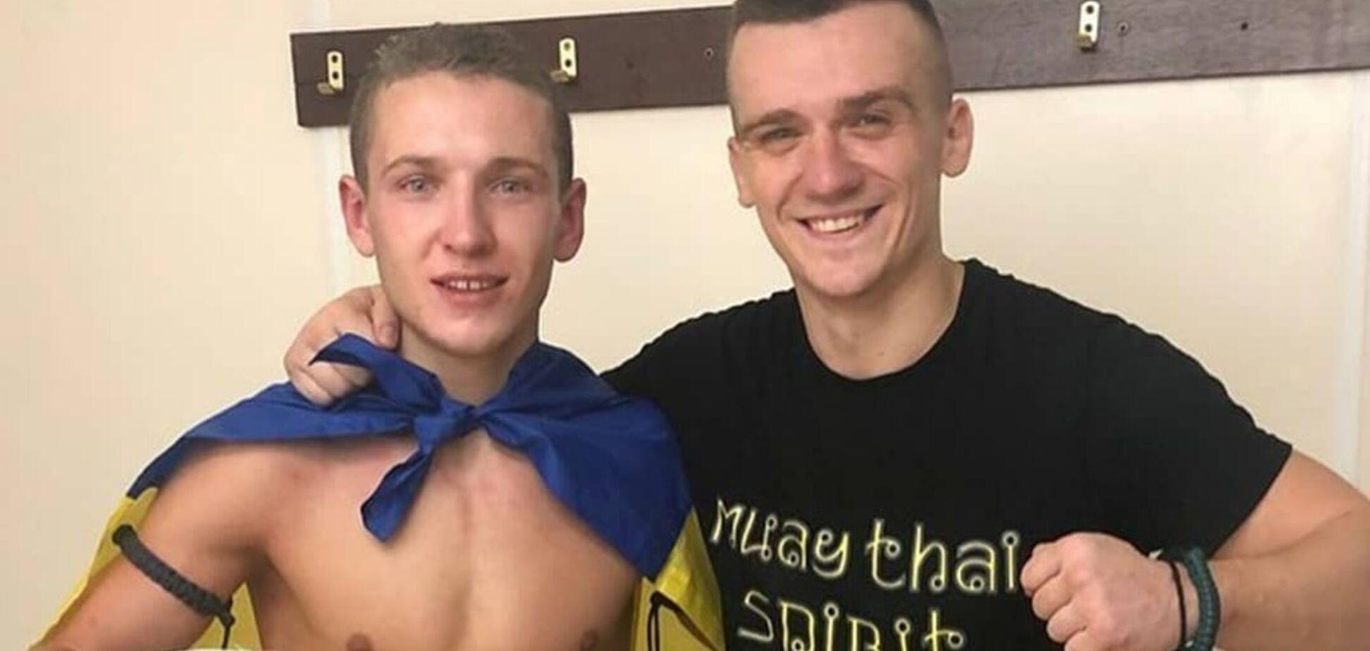 Українець став чемпіоном світу з тайського боксу