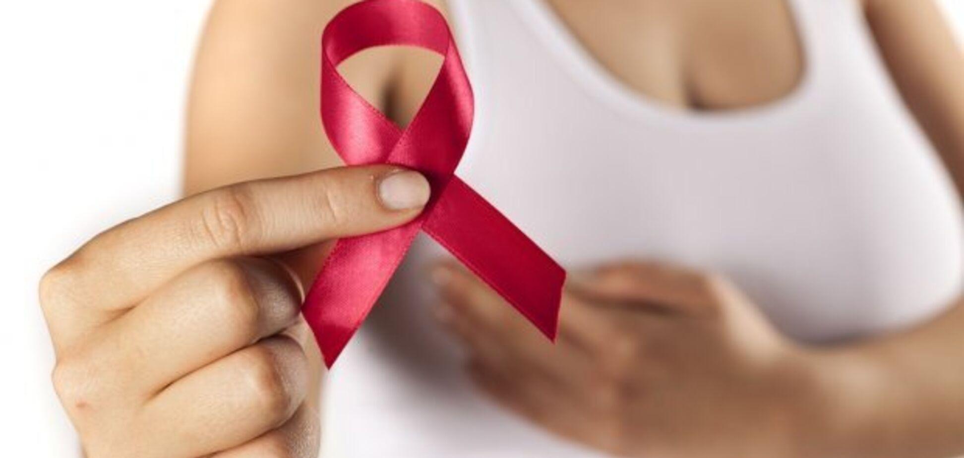 Рак молочної залози: чоловіки теж під загрозою