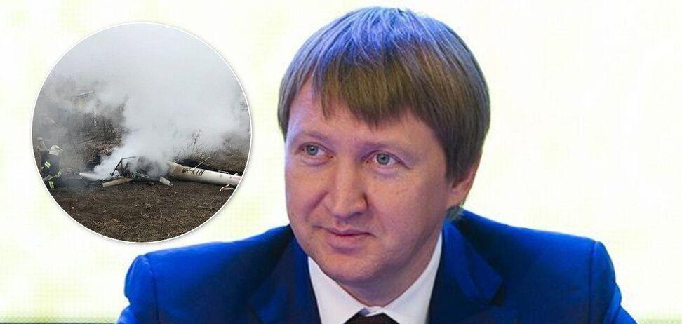Гибель экс-министра Кутового: озвучены вероятные причины