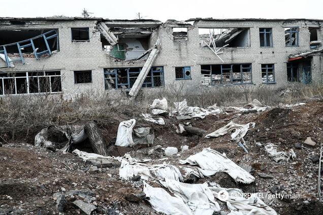 На Донбассе из-за войны под землю может рухнуть целый регион