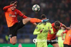 'Шахтер' не смог выиграть ключевой матч Лиги чемпионов