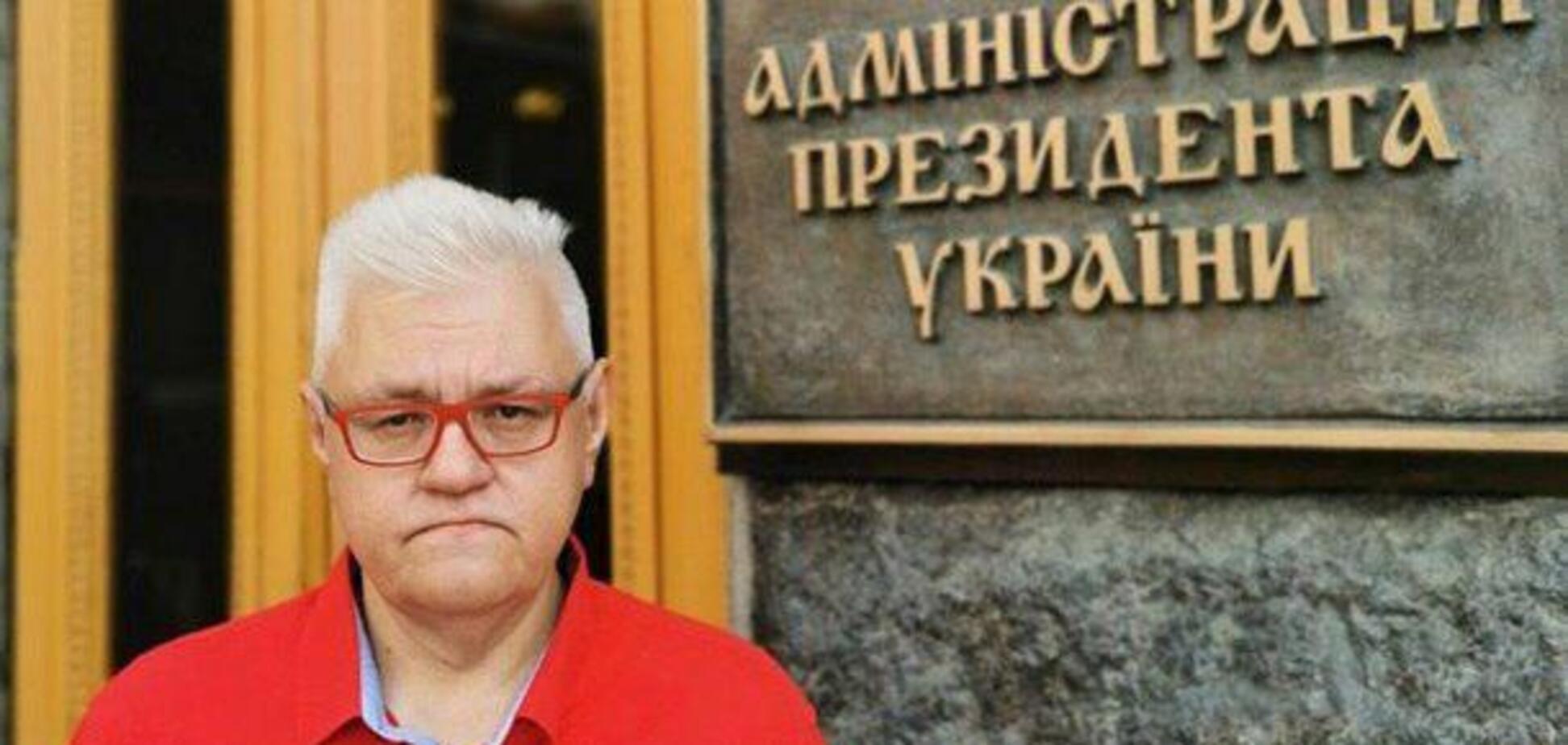 Сивохо — советник секретаря СНБО: не всегда тот, с кем клево бухнуть, может исполнить что-то серьезнее