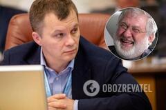 'Я дебіл': міністр економіки відповів Коломойському на образу
