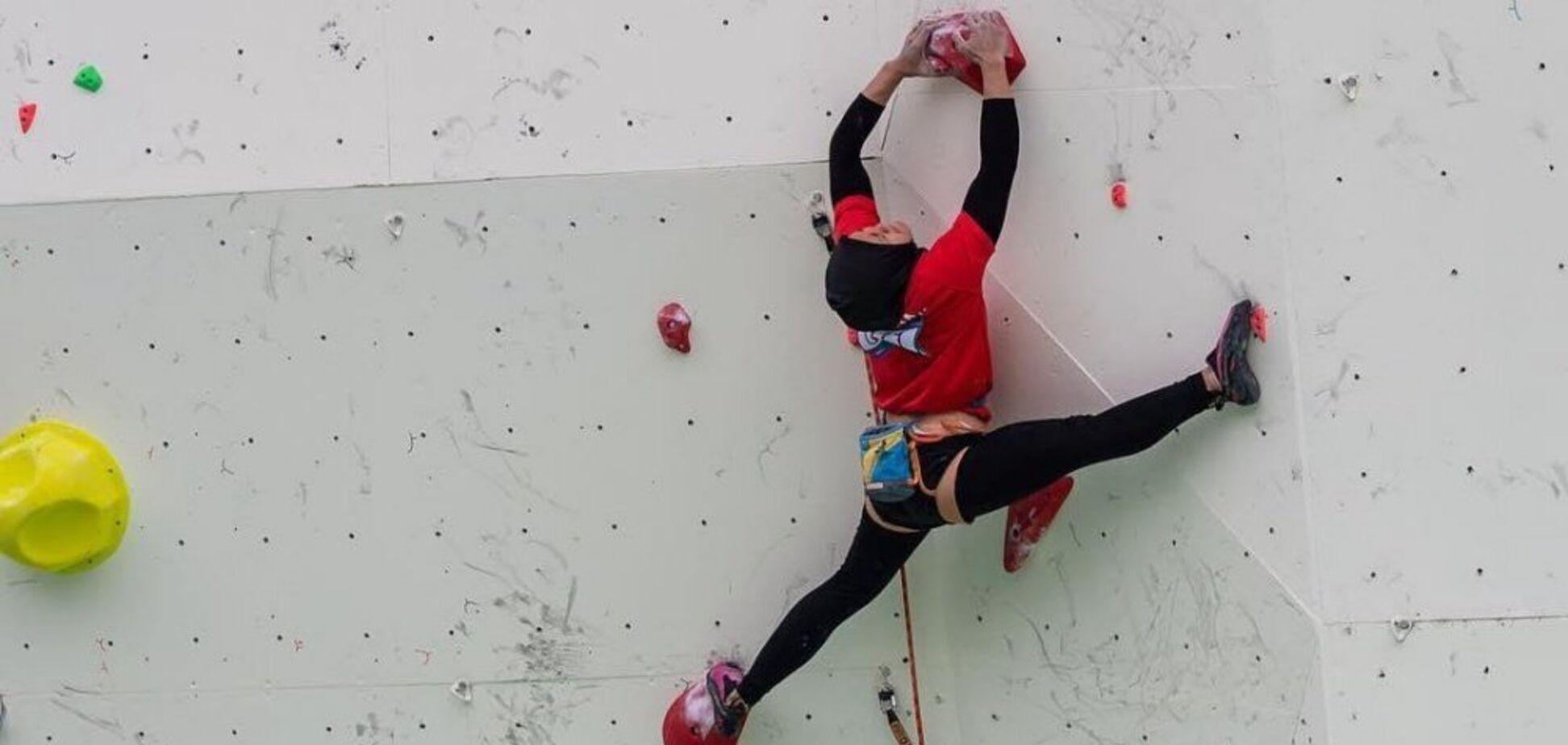 'Жінка-павук' побила світовий рекорд у скелелазінні і стала зіркою інтернету
