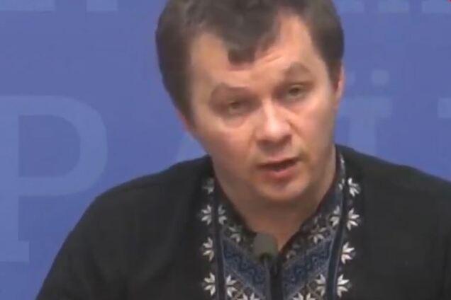 Тимофій Милованов відповів Коломойському