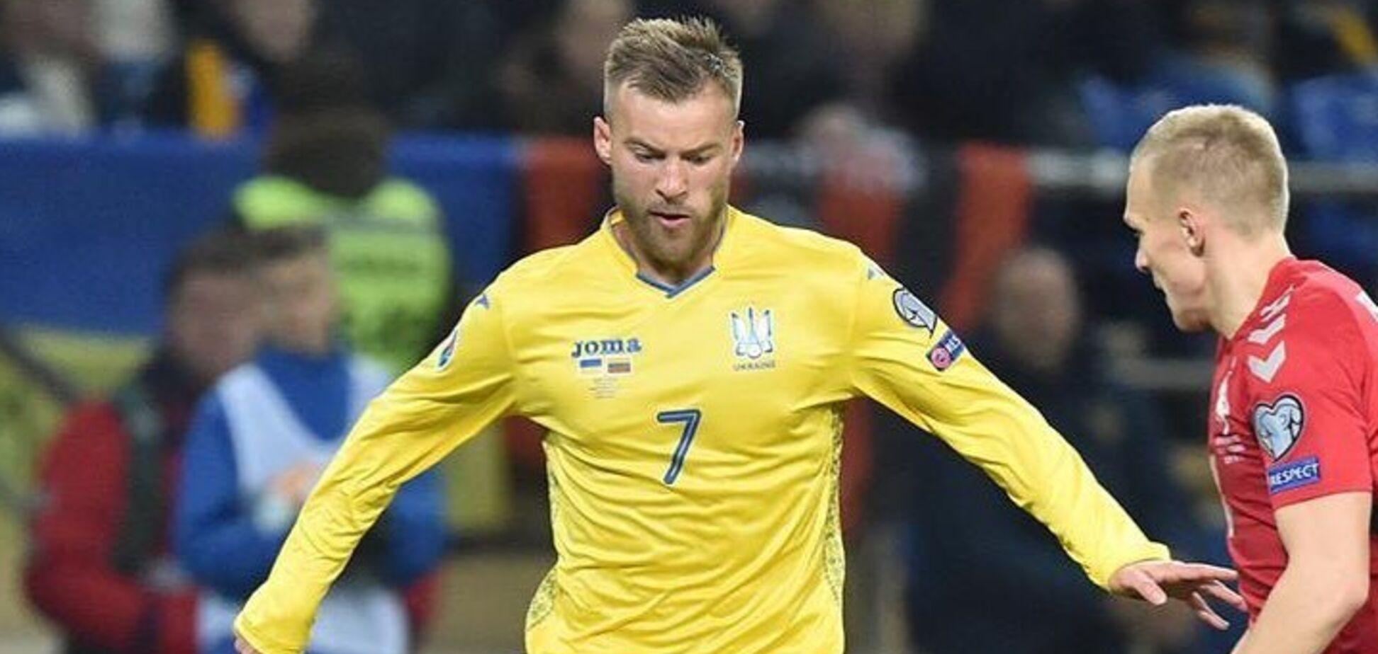 Ярмоленко - 30 лет: английский клуб эффектно поздравил украинца
