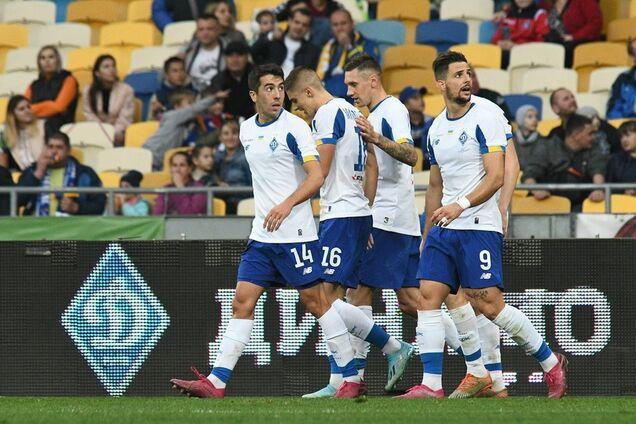 Онлайн трансляция футбола динамо киев боруссия
