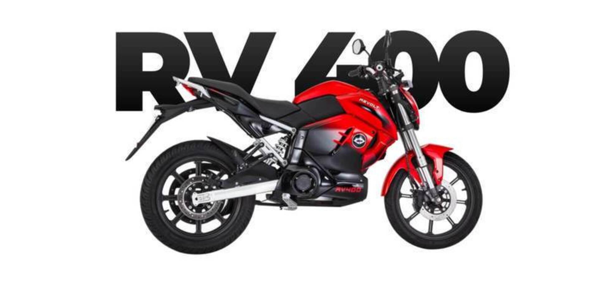 Компания Revolt прекратила поставки бюджетного электробайка RV 400: что произошло