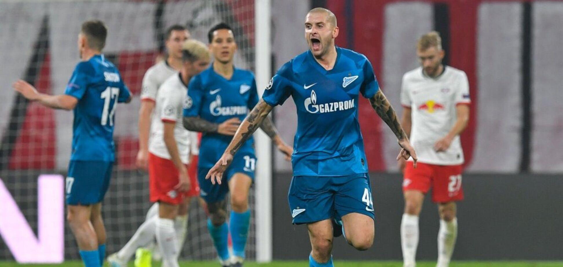 Ракицький забив фантастичний гол у Лізі чемпіонів