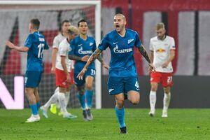 Ракицкий забил фантастический гол в Лиге чемпионов