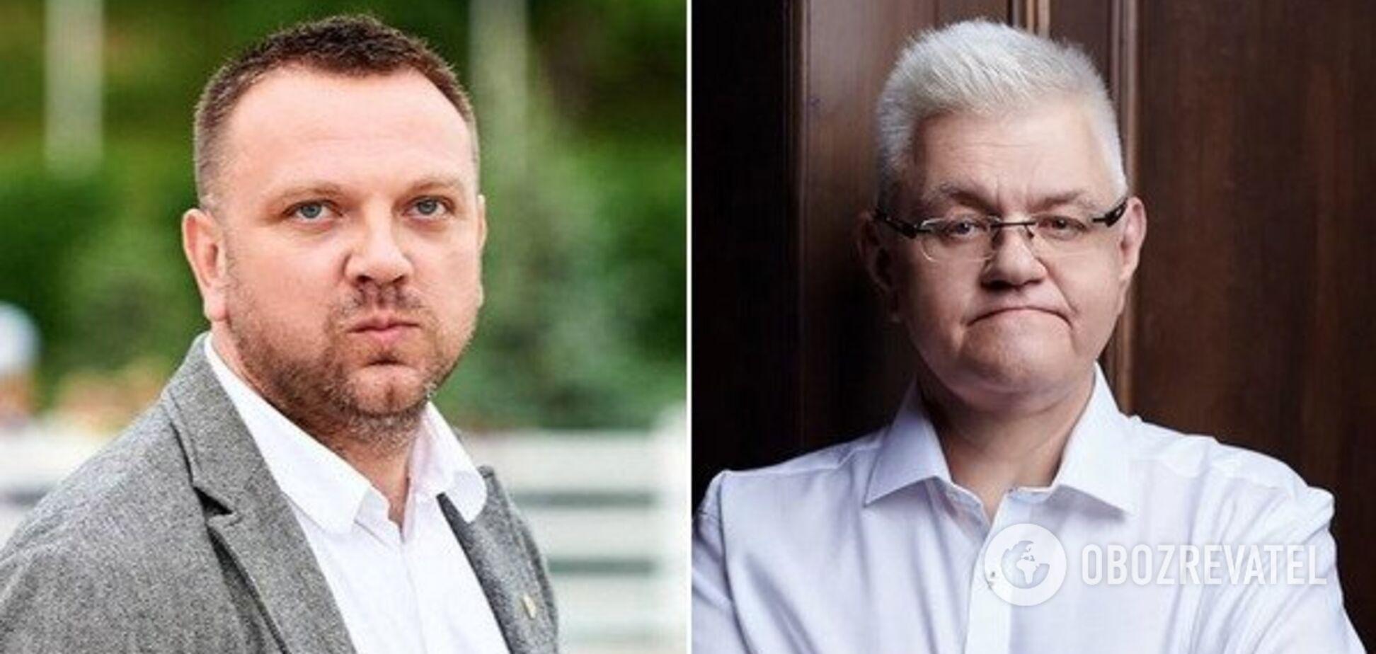 Сивохо и Ткаченко в СНБО возмутили известного волонтера