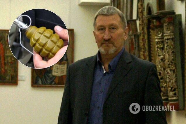 "Віктор ""Сенсей"" Дегтярьов"