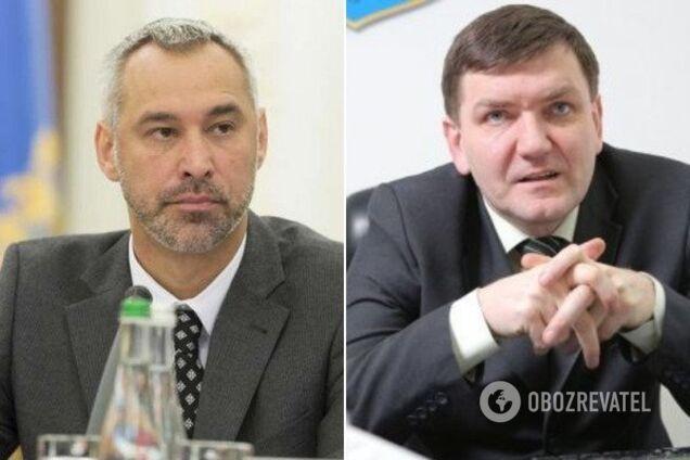 Уволенный из ГПУ Горбатюк выдвинул обвинения Рябошапке
